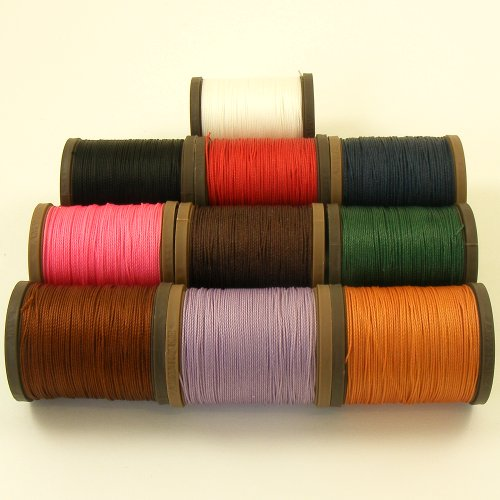 Synthetic Threads for Hand Stitching