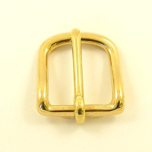 Brass West End Buckles