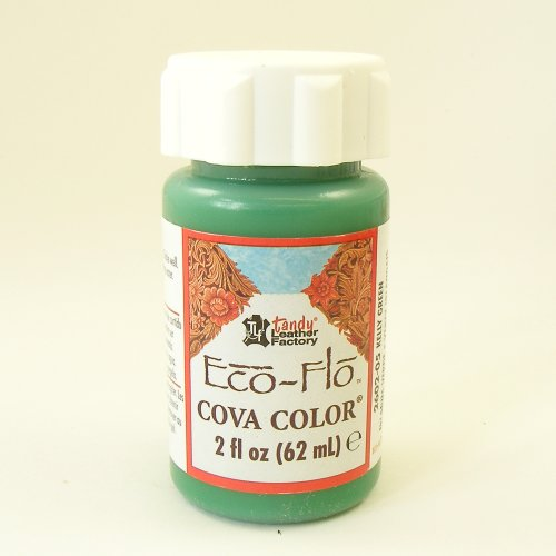 Eco Flo Cova Colour Acrylic Leather Paint