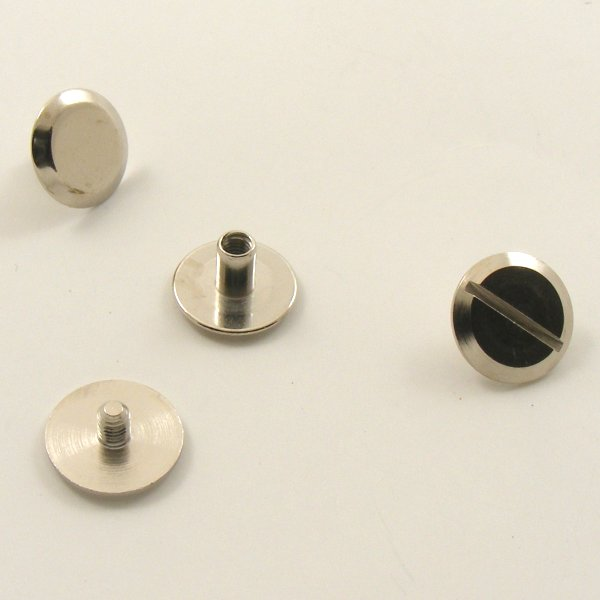 Nickel Plated Joining Screws