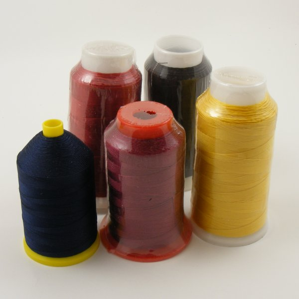 Threads for Machine Sewing