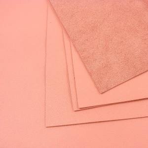 0.6mm Baby Pink Cow Nappa 30cm x 60cm