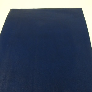 0.6mm Royal Blue Cow Nappa 30cm x 60cm