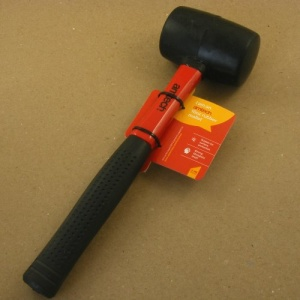 Rubber Headed Mallet 16oz