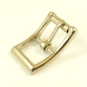 19mm Cast Nickel Plated Whole Roller Buckle
