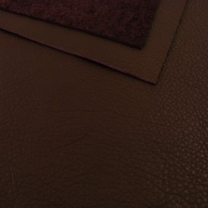 1mm Soft Crease Textured Cowhide Purple 30x60cm