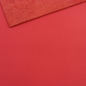 2mm Smooth Pink Cowhide A4