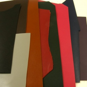 Italian Calf Leather Pieces 350g