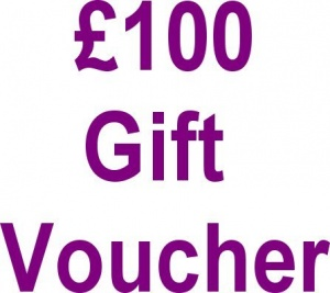 £100 Artisan Leather Gift Voucher