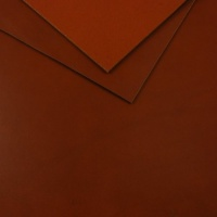 2 - 2.5mm Dark Tan Vegetable Tanned Leather 30 x 60cm Size