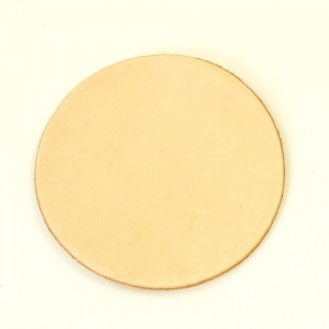 Veg Tan Coaster / Rounder 95mm