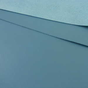 1.2 - 1.4mm Sky Blue Calf Leather A4