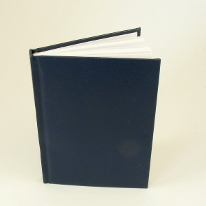 A6 Sized Lined Hardback Notebook