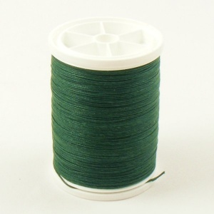 Green Linen Sewing Thread For Leather
