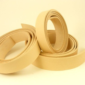 Veg Tan Tooling Leather Strips