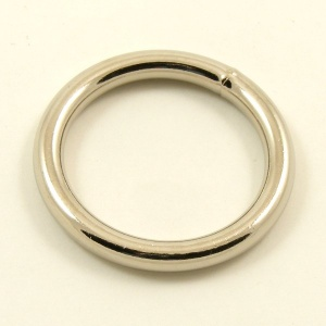 O Ring Nickel Plated Iron 32mm 1 1/4''