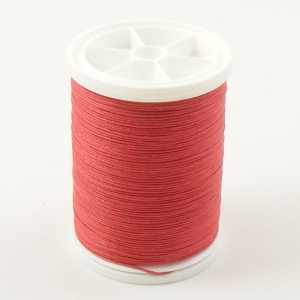 Red Linen Sewing Thread For Leather