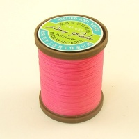 0.45mm Pink Polyester Sewing Thread