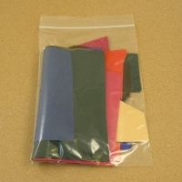 Coloured Pigskin Pieces 100g Bag