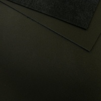 1mm Smooth Cowhide Black 30x60cm