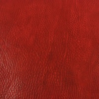 1.2mm Glossy Crease Textured Veg Tanned Red 30x60cm