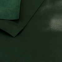 1.3mm Glossy Teal Green/Blue Leather 30x60cm