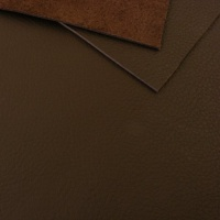 1.8-2mm Soft Crease Textured Cowhide Brown A4