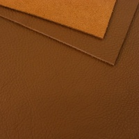 1.8-2mm Soft Crease Textured Cowhide Tan A4