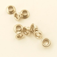 5.5mm Nickel Plated Eyelets for Leather & Craft