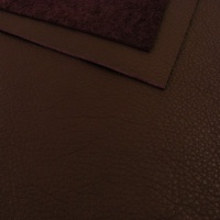 1mm Soft Cowhide Purple 30x60cm