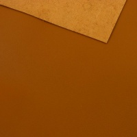 1mm Smooth Cowhide Tan A4