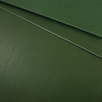 2 - 2.5mm Green Vegetable Tanned Leather A4 Size