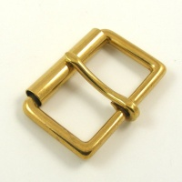 50mm 2''  Brass Roller Buckle