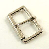 50mm 2''  Nickel Plated Roller Buckle