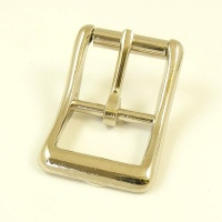 25mm Cast Nickel Plated Whole Roller Buckle