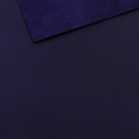 2mm Smooth Purple Cowhide A4