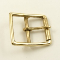 38mm Cast Brass Whole Roller Buckle