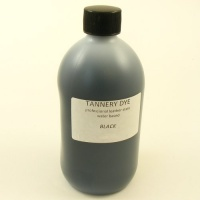 BLACK Tannery Dye LARGE