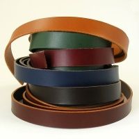 Leather Strip Value Pack Mixed Colours 500g