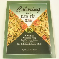 Coloring with Eco Flo Book
