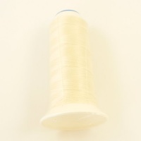 Cream / Ivory Nylon Thread for Machine Sewing Leather
