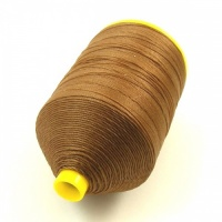 Fawn Nylon Thread for Machine Sewing Leather