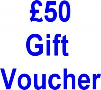 £50 Artisan Leather Gift Voucher