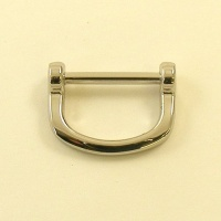 Handbag D Ring 20mm Nickel Free