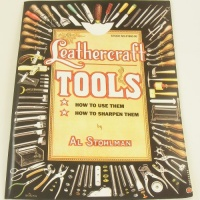 Leathercraft Tools & How To Use Them Book