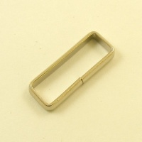 Slim Belt Loops Nickel Plated 25mm