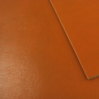 SECONDS 2.8-3mm Mid Tan Vegetable Tanned Cowhide A4