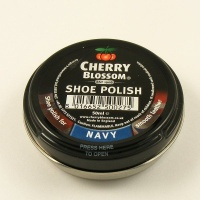 REDUCED Blue Shoe Polish