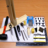 Deluxe Leather Craft Starter Kit