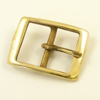 Flat Rectangle Belt Buckle 32mm